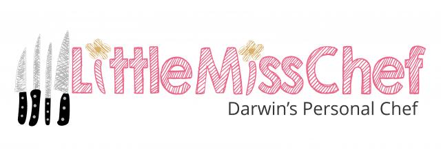 number cruncher darwin tax agents partner little miss chef logo